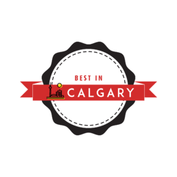 Badge- The Best Calgary
