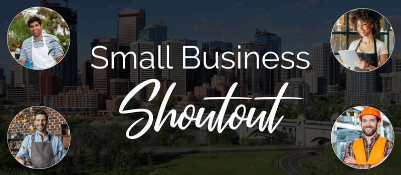 Prominent Homes Small Business Shoutouts Featured Image