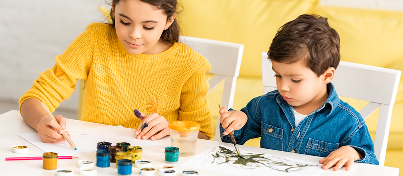 While Schools Are Closed, Try These Fun Activities to Keep the Kids Amused Featured Image