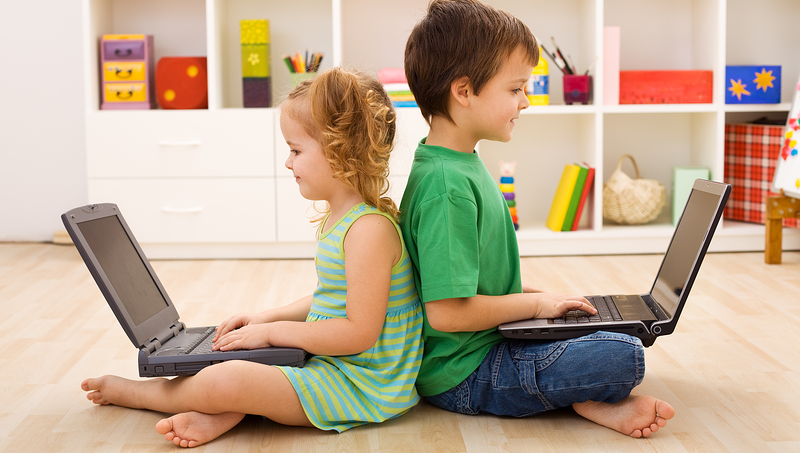 While Schools Are Closed, Try These Fun Activities to Keep the Kids Amused Online Learning Image