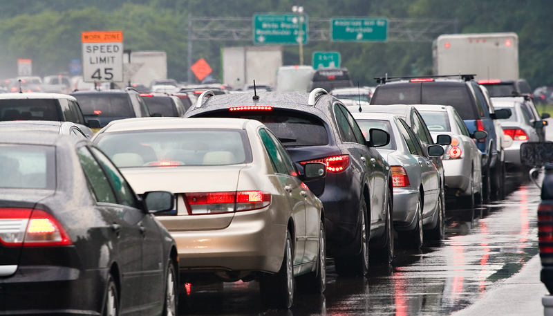 Finding the Perfect Home For Your Lifestyle: Could It Be Time to Move Up? Traffic Image